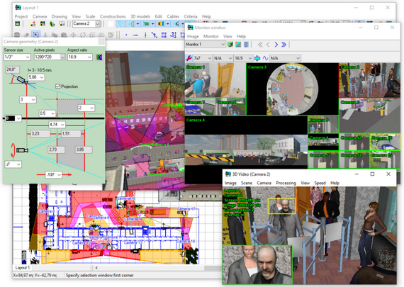 Cctv Design Software Cctvcad
